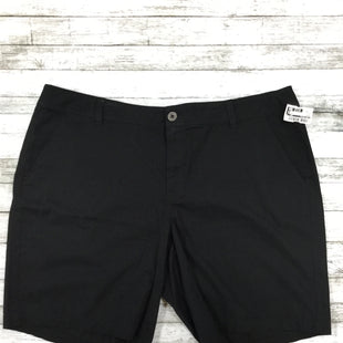 Primary Photo - BRAND: LANE BRYANT STYLE: SHORTS COLOR: BLACK SIZE: 26 SKU: 127-2767-82685