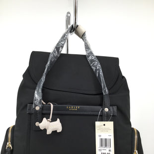 Primary Photo - BRAND:    CMD STYLE: BACKPACK COLOR: BLACK SIZE: MEDIUM OTHER INFO: RADLEY - NEW! SKU: 127-4169-37857