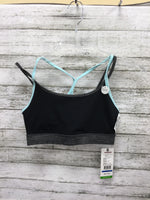 Primary Photo - brand:    cmd , style: athletic bra , color: black , size: xs , other info: gaiam - new! , sku: 127-4876-17800