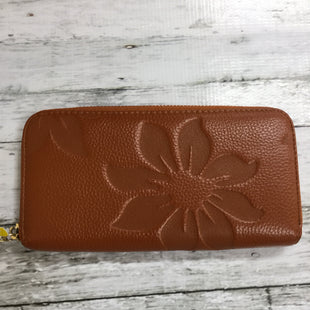 Primary Photo - BRAND:    CMD STYLE: WALLET COLOR: ORANGE SIZE: MEDIUM SKU: 127-2767-88695