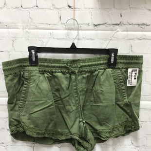 Primary Photo - BRAND: ANN TAYLOR LOFT O STYLE: SHORTS COLOR: OLIVE SIZE: L SKU: 127-3371-46706
