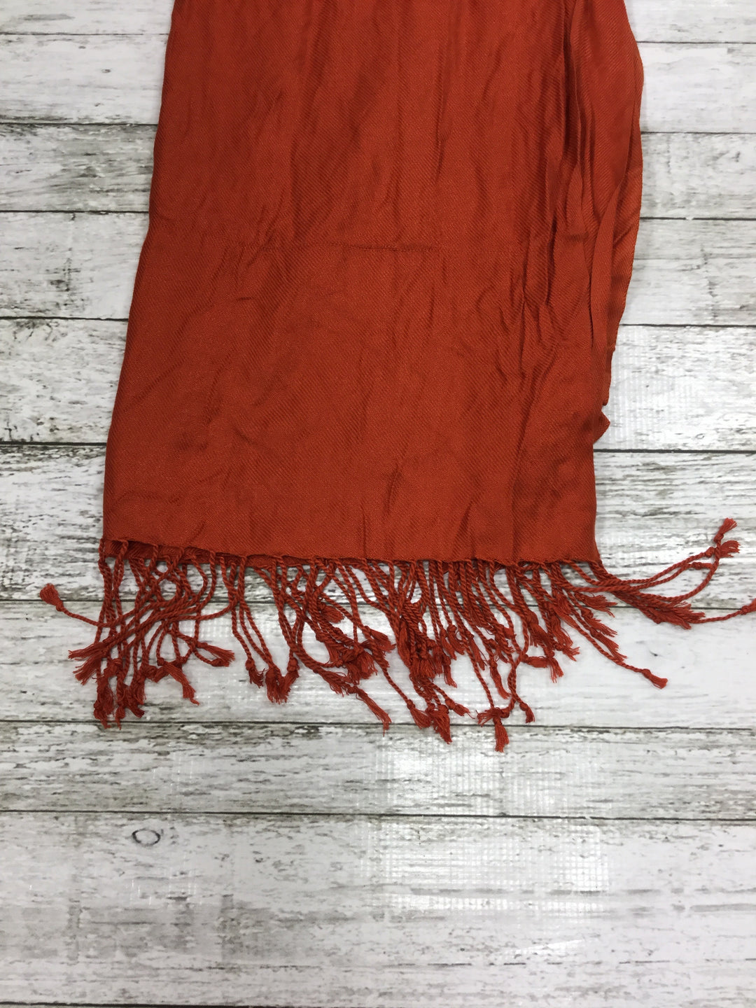 Photo #1 - BRAND:    CMD <BR>STYLE: SCARF <BR>COLOR: ORANGE <BR>OTHER INFO: NEW! <BR>SKU: 127-4942-1421