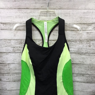 Primary Photo - BRAND: LULULEMON STYLE: ATHLETIC TANK TOP COLOR: GREEN SIZE: 10 SKU: 127-4169-36087