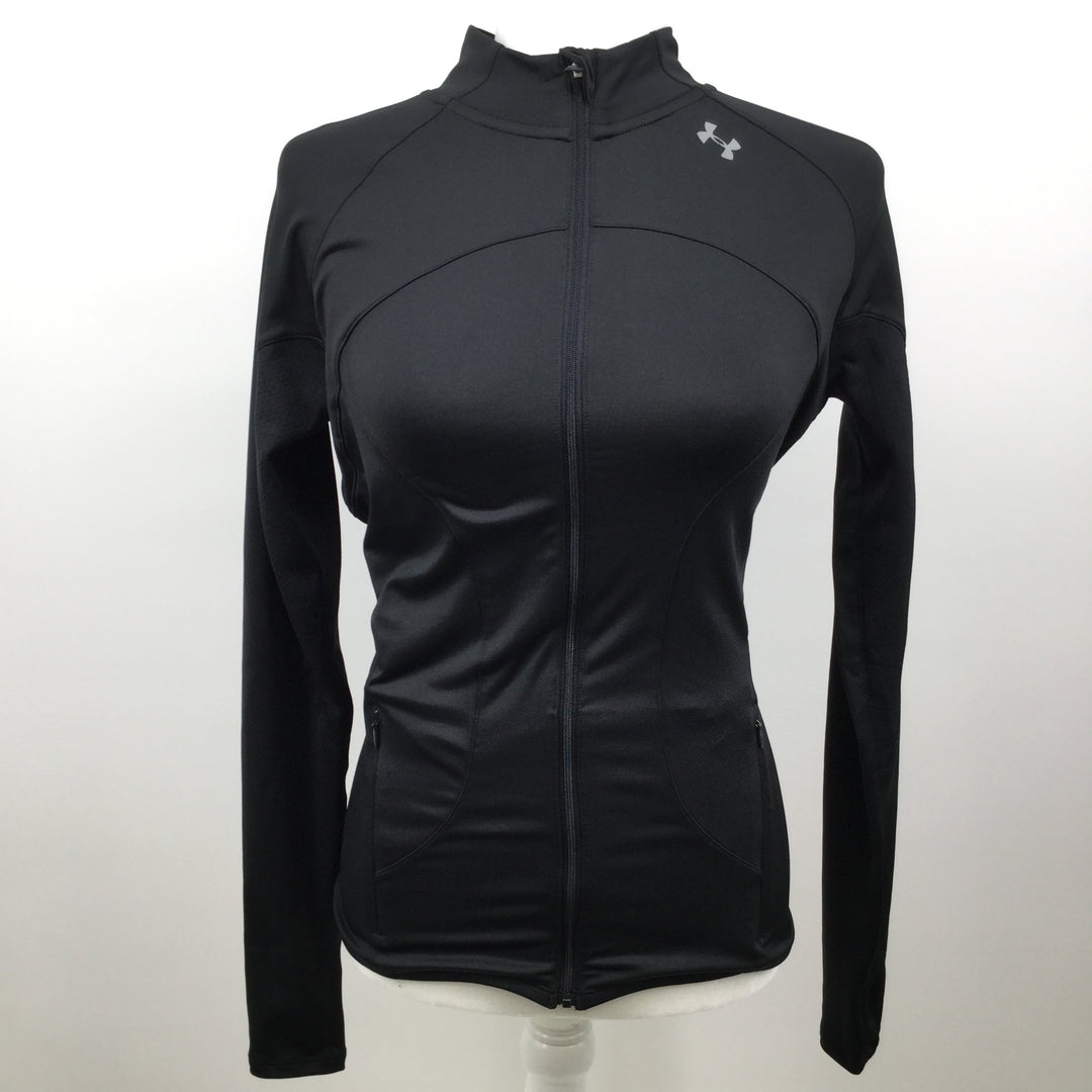 UNDER ARMOUR ATHLETIC JACKET SIZE:S - <P>NEW WITH TAGS UNDER ARMOUR ZIP UP JACKET.<BR> WOMEN'S SIZE S.</P>