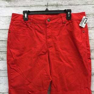 Primary Photo - BRAND: FADED GLORY STYLE: SHORTS COLOR: RED SIZE: 16 SKU: 127-2767-93014RED/ORANGE SHORTS BY FADED GLORY.