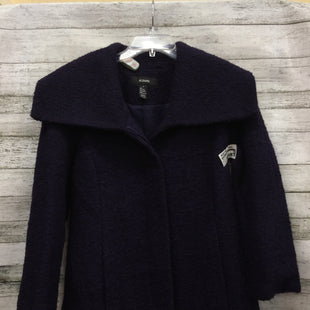 Primary Photo - BRAND: ALFANI STYLE: COAT WOOL COLOR: PURPLE SIZE: 2 SKU: 127-4169-32171THIS WOOL ALFANI COAT IS IN GREAT CONDITION.