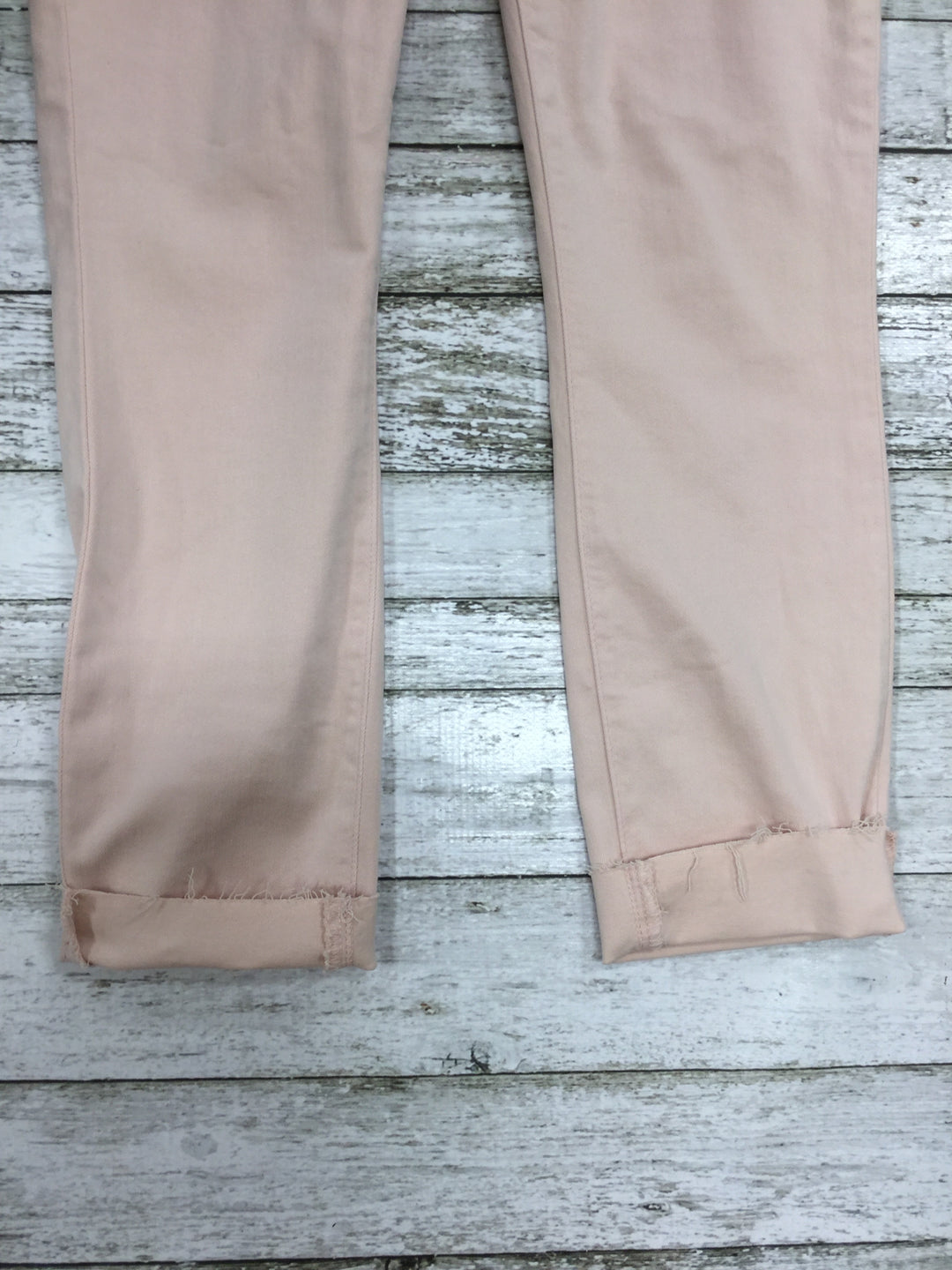 Photo #1 - BRAND: PAIGE <BR>STYLE: PANTS <BR>COLOR: PINK <BR>SIZE: 6 <BR>SKU: 127-4169-33378
