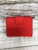 Photo #2 - BRAND: KATE SPADE , STYLE: WALLET , COLOR: RED , SIZE: SMALL , SKU: 127-3371-48386, , IN GREAT CONDITION. MINOR WEAR ON THE INSIDE LEATHER (AS PICTURED).