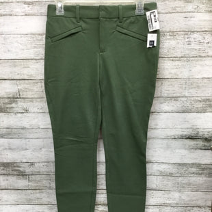 Primary Photo - BRAND: GAP O STYLE: PANTS COLOR: OLIVE SIZE: 2 OTHER INFO: NEW! SKU: 127-3371-49611