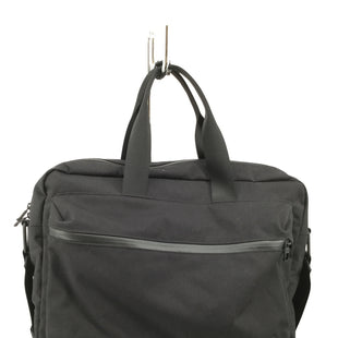 Primary Photo - BRAND: LULULEMON STYLE: BACKPACK COLOR: BLACK SIZE: MEDIUM SKU: 127-4876-10828NEW WITHOUT TAGS.