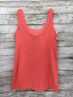 Primary Photo - BRAND: LULULEMON , STYLE: ATHLETIC TANK TOP , COLOR: ORANGE , SIZE: 10 , SKU: 127-4169-36056