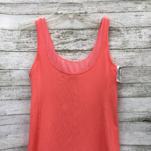 Primary Photo - BRAND: LULULEMON STYLE: ATHLETIC TANK TOP COLOR: ORANGE SIZE: 10 SKU: 127-4169-36056