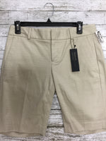 Primary Photo - BRAND: BANANA REPUBLIC <BR>STYLE: SHORTS <BR>COLOR: TAN <BR>SIZE: 0 <BR>OTHER INFO: NEW! <BR>SKU: 127-2767-82749