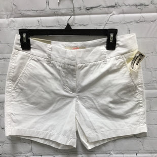 Primary Photo - BRAND: J CREW O STYLE: SHORTS COLOR: WHITE SIZE: 2 SKU: 127-4876-2224