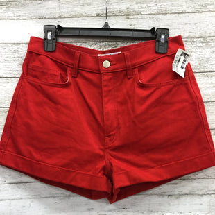 Primary Photo - BRAND: AMERICAN APPAREL STYLE: SHORTS COLOR: RED SIZE: 6 SKU: 127-4876-7434SUPER CUTE RED SHORTS BY AMERICAN APPAREL.