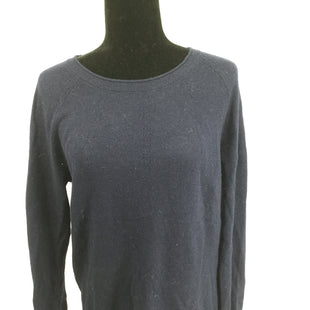 Primary Photo - BRAND: BANANA REPUBLIC STYLE: SWEATER LIGHTWEIGHT COLOR: NAVY SIZE: M SKU: 125-4432-3898