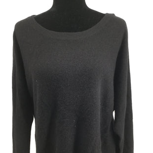 Primary Photo - BRAND: CHARTER CLUB STYLE: SWEATER CASHMERE COLOR: BLACK SIZE: XL SKU: 125-1957-10080