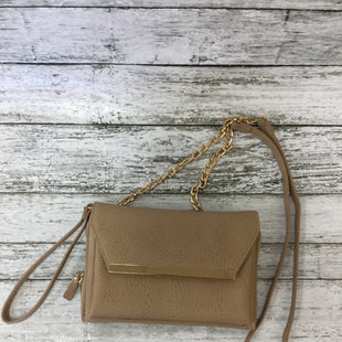 Primary Photo - BRAND: MADISON WEST STYLE: CROSSBODY COLOR: TAN SIZE: SMALL SKU: 125-4870-7740