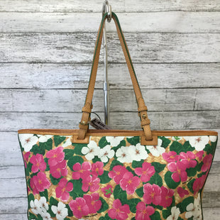 Primary Photo - BRAND: DOONEY AND BOURKE STYLE: HANDBAG DESIGNER COLOR: PINK SIZE: LARGE SKU: 125-4872-4174
