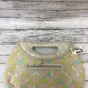 Primary Photo - BRAND: VERA BRADLEY O STYLE: CLUTCH COLOR: CREAM SKU: 125-4870-6066