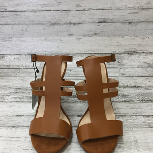 Primary Photo - BRAND: MANGO STYLE: SANDALS HIGH COLOR: BROWN SIZE: 7 SKU: 125-4870-5322