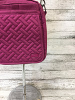 Photo #2 - BRAND:   CMC <BR>STYLE: CROSSBODY <BR>COLOR: RASPBERRY <BR>SIZE: SMALL <BR>OTHER INFO: LUG - HAS TWO STRAPS <BR>SKU: 125-4893-4508