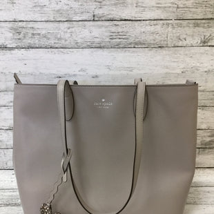Primary Photo - BRAND: KATE SPADE STYLE: HANDBAG DESIGNER COLOR: TAUPE SIZE: MEDIUM OTHER INFO: AS IS SKU: 125-3916-60483