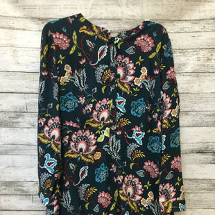 Primary Photo - BRAND: ANN TAYLOR LOFT STYLE: DRESS SHORT LONG SLEEVE COLOR: TEAL SIZE: 10 OTHER INFO: NEW! SKU: 125-3916-56402