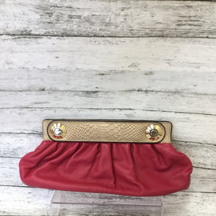 Primary Photo - BRAND: HENRI BENDEL STYLE: CLUTCH COLOR: PINK OTHER INFO: AS IS SKU: 125-4893-2594
