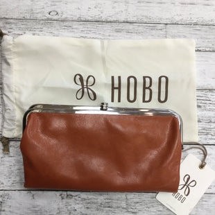 Primary Photo - BRAND: HOBO INTL STYLE: WALLET COLOR: ORANGE SIZE: LARGE OTHER INFO: NEW! SKU: 125-4383-27163