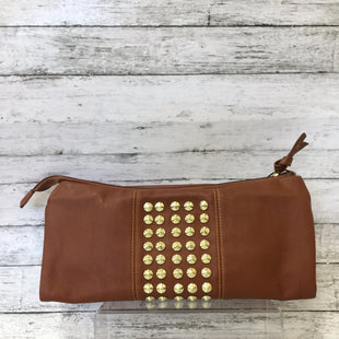 Primary Photo - BRAND: STEVE MADDEN STYLE: CLUTCH COLOR: BROWN SIZE: LARGE SKU: 125-4870-5440