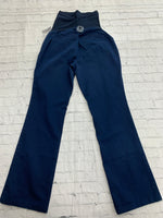 Photo #1 - brand: a pea in the pod , style: maternity pant , color: blue , size: m , sku: 125-3590-38268