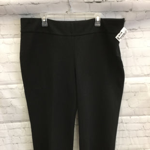 Primary Photo - BRAND: CHICOS STYLE: ANKLE PANT COLOR: BLACK SIZE: 1X SKU: 125-4870-6965