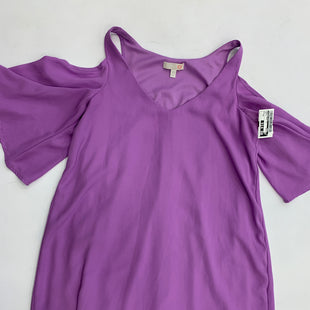 Primary Photo - BRAND: GIANNI BINI STYLE: DRESS SHORT SHORT SLEEVE COLOR: PURPLE SIZE: XS SKU: 125-4628-11729