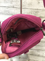 Photo #4 - BRAND:   CMC <BR>STYLE: CROSSBODY <BR>COLOR: RASPBERRY <BR>SIZE: SMALL <BR>OTHER INFO: LUG - HAS TWO STRAPS <BR>SKU: 125-4893-4508