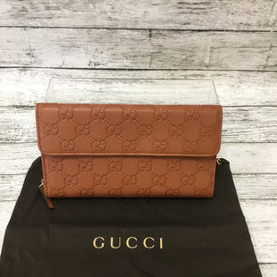 Primary Photo - BRAND: GUCCI STYLE: HANDBAG DESIGNER COLOR: MONOGRAM SIZE: LARGE OTHER INFO: WALLET SKU: 125-1957-11187COMES WITH DUST BAG