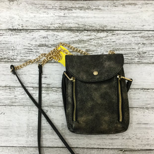 Primary Photo - BRAND: JUICY COUTURE STYLE: CROSSBODY COLOR: BLACK SIZE: SMALL SKU: 125-4432-2305