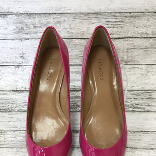 Primary Photo - BRAND: TALBOTS STYLE: SHOES LOW HEEL COLOR: HOT PINK SIZE: 8.5 SKU: 125-3916-52192