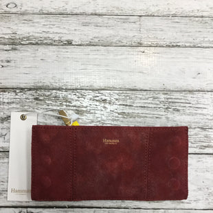 Primary Photo - BRAND:  HAMMITTSTYLE: WALLET COLOR: RED SIZE: MEDIUM OTHER INFO: HAMMIT LOS ANGELES - NEW! SKU: 125-4628-3899