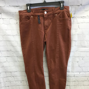 Primary Photo - BRAND: WHITE HOUSE BLACK MARKET O STYLE: PANTS COLOR: BROWN SIZE: 10 OTHER INFO: NEW! SKU: 125-3916-56391