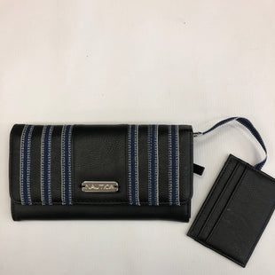 Primary Photo - BRAND: NAUTICA STYLE: WALLET COLOR: BLACK SIZE: MEDIUM SKU: 125-4872-3422RFID PROTECTION