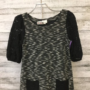 Primary Photo - BRAND: ANTHROPOLOGIE STYLE: DRESS SHORT SHORT SLEEVE COLOR: BLACK SIZE: XS SKU: 125-3916-51301