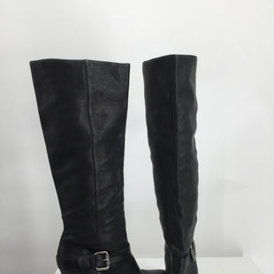Primary Photo - BRAND: VERA WANG STYLE: BOOTS KNEE COLOR: BLACK SIZE: 9.5 SKU: 125-3590-32162