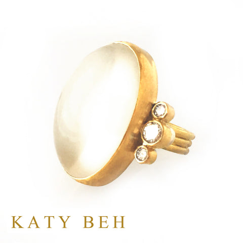 Katy Beh Jewelry Inherited Jewelry Custom Design New Orleans