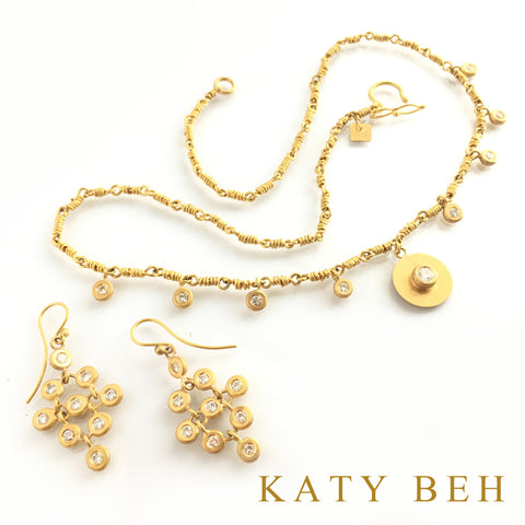 Katy Beh Jewelry Custom Jewelry Design