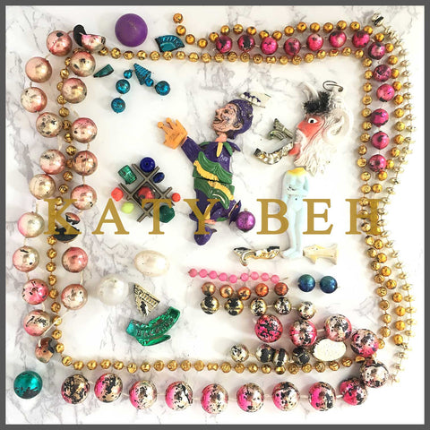 Katy Beh Jewelry Magpie Collage New Orleans