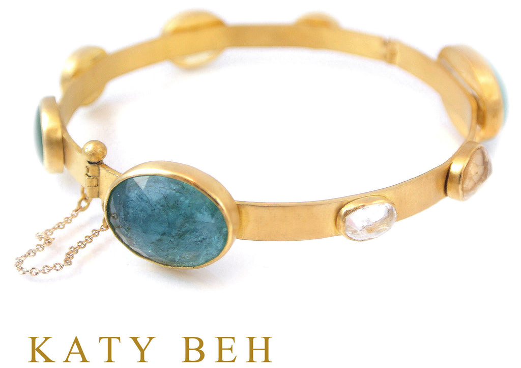 Katy Beh Custom 22k Gold Jewelry New Orleans