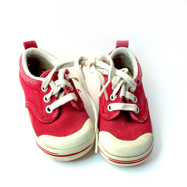 Katy Beh Jewelry Family Heirlooms Red Keds
