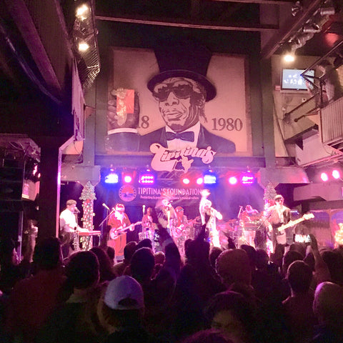 Katy Beh Jewelry Mardi Gras at Tipitina's