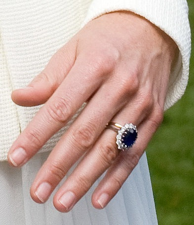 Princess Diana Kate Middleton Ring